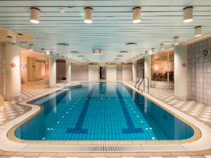 Hotel Norge swimming pool