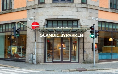Scandic Byparken building